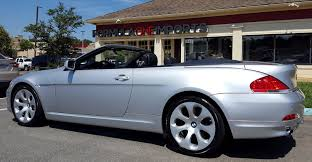 2007 bmw for sale 2007 bmw 650i convertible for sale formula one imports