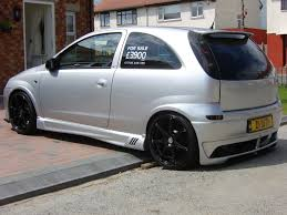 opel vectra 2000 tuning view of opel corsa 1 7 d photos video features and tuning