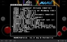 mame4droid 1 5 2 for android - Mame Emulator Apk