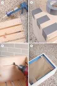 How To Make A Wood Toy Chest by Diy Chalkboard Toy Box On Wheels U2013 A Beautiful Mess
