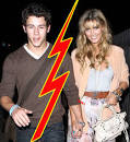 Image Nick Jonas and Delta Goodrem Picture