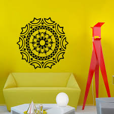 Wall Decals Vinyl Sticker Mandala by Popular Mandala Art Decor Buy Cheap Mandala Art Decor Lots From