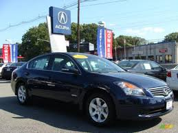 nissan altima hybrid 2009 2009 nissan altima hybrid photos informations articles