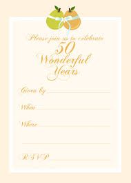 Cheap Birthday Invitation Cards Design Printable 50th Birthday Invitation Templates For Her With