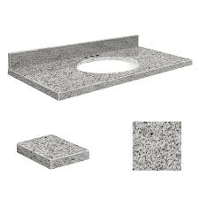 Granite Sinks At Lowes by Shop Transolid Rosselin White Granite Undermount Single Sink