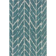 Large Indoor Outdoor Rugs 8 X 11 Large Teal Gray Indoor Outdoor Rug Isle Rc Willey