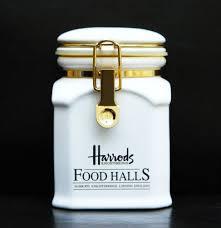 storage canisters kitchen delightful harrods knightsbridge white ceramic kitchen storage jar