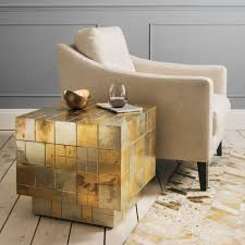 Coffee Tables And Side Tables 5 Beautiful Gold Side Tables That You Will