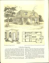 brick bungalow house plans five room face brick bungalow and small house p 1926 vintage