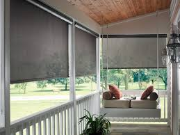 Outside Blinds And Awnings Patio And Cafe Awning Blind Franklyn Blinds Window Treatments