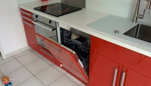 cuisine encastrable ikea lave vaisselle totalement intégrable dans cuisine ikea metod 470