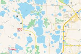 Orlando Traffic Maps by Choosing An Orlando Neighborhood Living By Disney