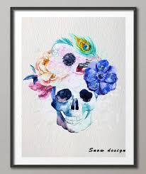 popular sugar skull decorations home buy cheap sugar skull