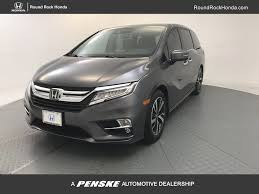 2018 new honda odyssey elite automatic at round rock honda serving
