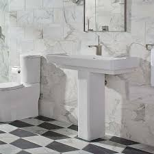 kohler reve pedestal sink kohler pedestal sink benefit incredible homes to install a