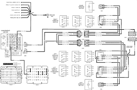 chevy cavalier wiring diagram with schematic pictures 4952
