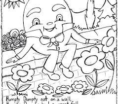 preschool coloring pages nursery rhymes nursery rhyme coloring pages preschool rhymes sheets love page