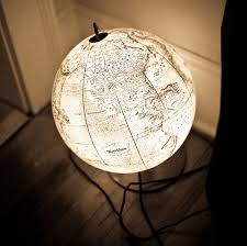 earth globes that light up light up globe l lighting and ceiling fans