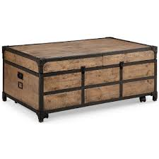 Expandable Coffee Table Vintage Brown Expandable Coffee Table With Storage Maguire Rc
