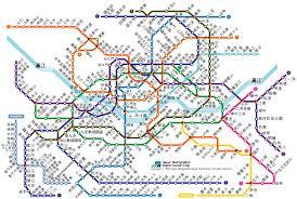 Nyc Subway Map High Resolution by Korea Subway Map Chinese My Blog