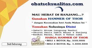 produk hammer of thor di jogja asli dan termurah