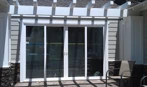 sliding panels for sliding glass door 5621 milgard classic nail on vinyl sliding glass door oxxo