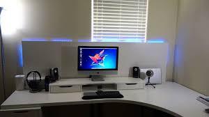 best gaming desks best gaming desk ikea hack setup cool computer with black linnmon