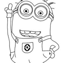 coloring pages minions kids drawing coloring pages marisa