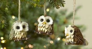 43 simple how to make pine cone owl ornaments ideas photo tierra