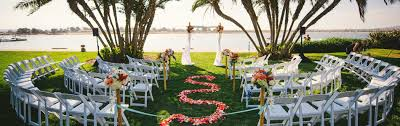 cheap wedding venues san diego san diego mission bay wedding venues banquet halls