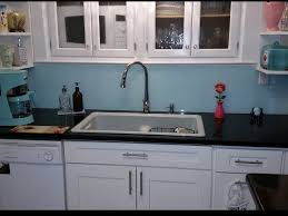 kitchens seashore glass and mirror