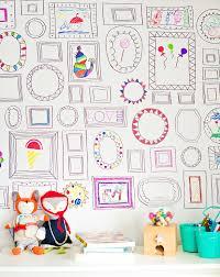 hello wonderful easy diy frames wallpaper
