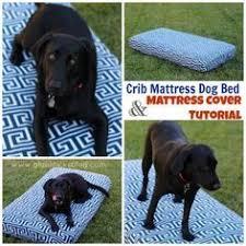 How To Make A Crib Mattress Crib Mattress Bed And Diy Mattress Cover Animals Pinterest