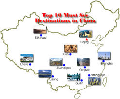 top 10 must see destinations in china china travel service