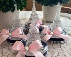 eiffel tower favors 12 small 3 5 eiffel tower baby shower favors baby