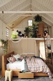 deco de charme chambre bohème blanche et pleine de charme pour un chez soi cosy