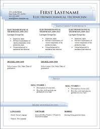cv formats free resume templates microsoft word gfyork com