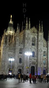 ultra hd 4k video time lapse stock footage milan cathedral