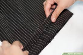 How To Do Blind Hem Stitch By Hand How To Blind Stitch 8 Steps With Pictures Wikihow