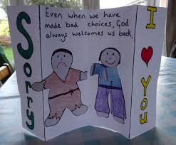 prodigal son craft activity honest about my faith