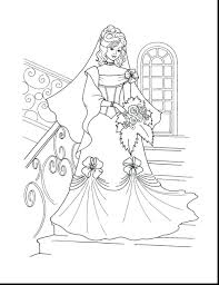 stunning coloring pages ariel dress images podhelp