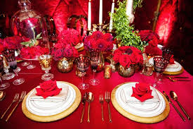 beauty and the beast wedding table decorations beauty and the beast wedding decorations dramatic red shoot inspired