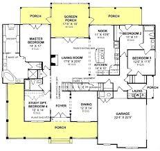 country farmhouse floor plans 4 bedroom open floor plan 2 story architect home 4 bedroom open
