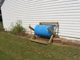 komposter fã r balkon die besten 25 compost barrel ideen auf komposttrommel