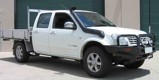 renault rodeo holden rodeo ra