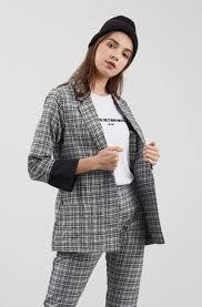 blazer wanita muslimah modern jual blazer wanita model tebaru berrybenka