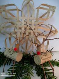 30 breathtakingly rustic homemade christmas decorations