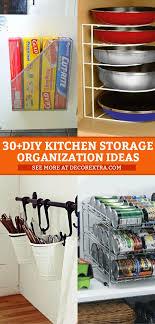 small kitchen organization ideas 30 genius diy kitchen storage and organization ideas 8 is