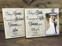 wedding thank you gifts today a today a groom wedding frame gift set wedding