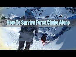 darth vader force choke darth vader is alive how to survive force choke alone star